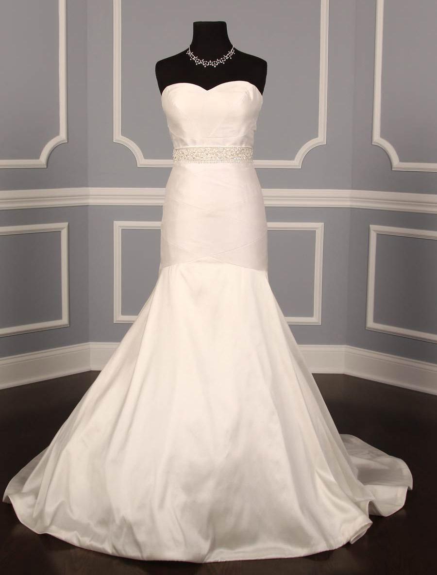 Justina mccaffrey veronique 1114 discount designer wedding for Designer wedding dresses at discount prices