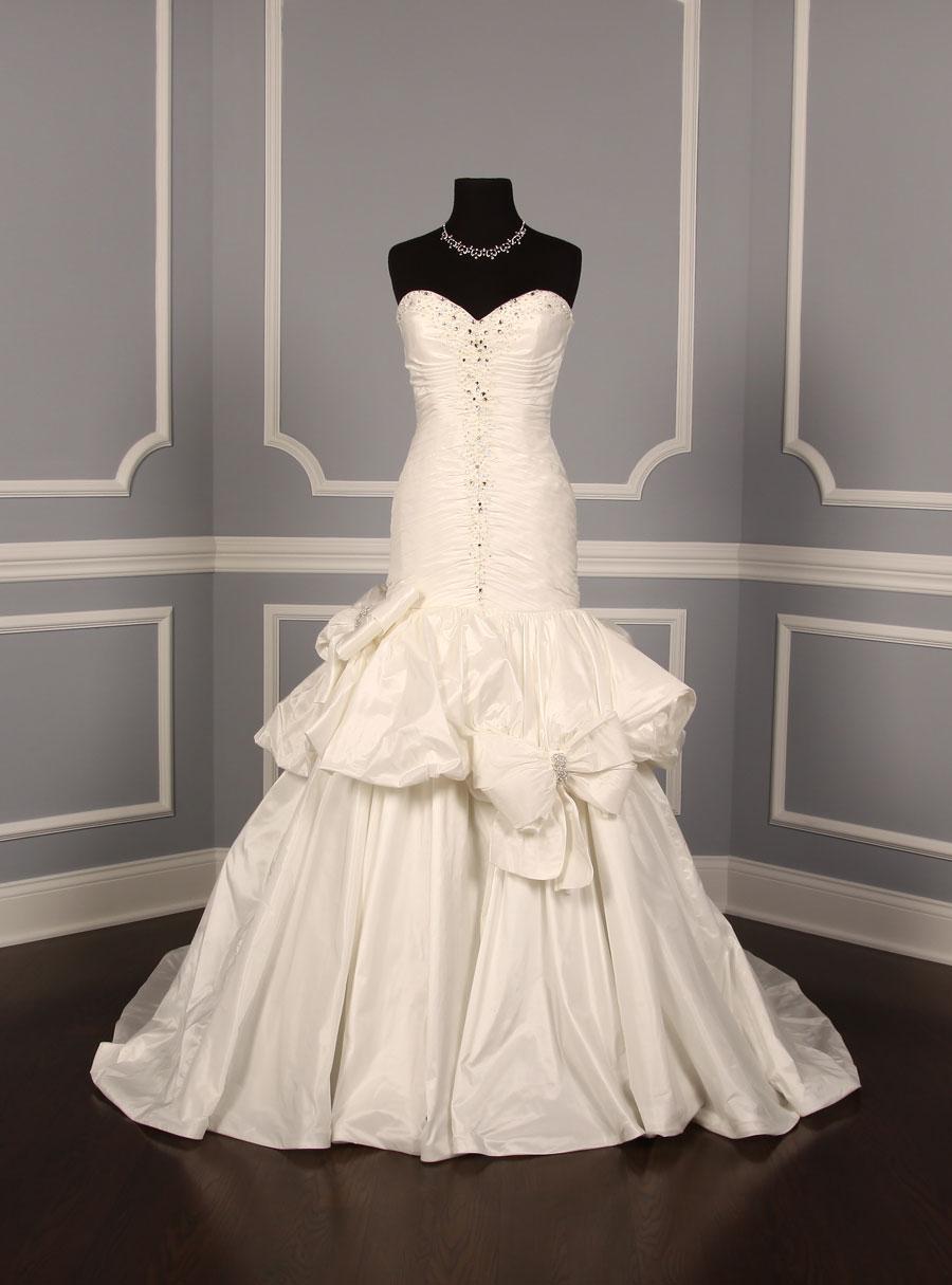 Eve of Milady E13 1445 wedding dress on Sale - Your Dream Dress