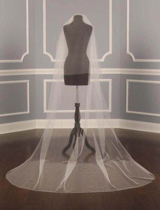 S204VL Ivory Bridal Veil