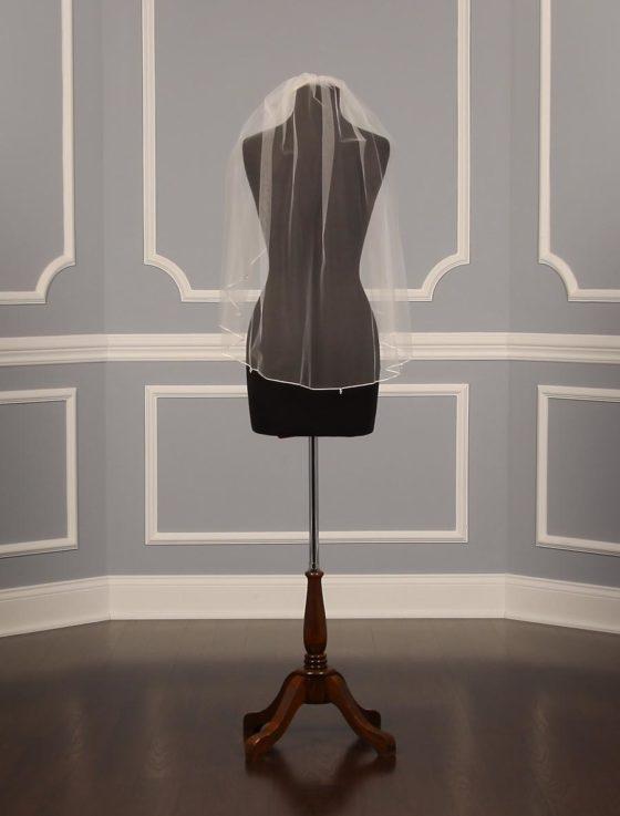 Jennifer Leigh Maisie Bridal Veil