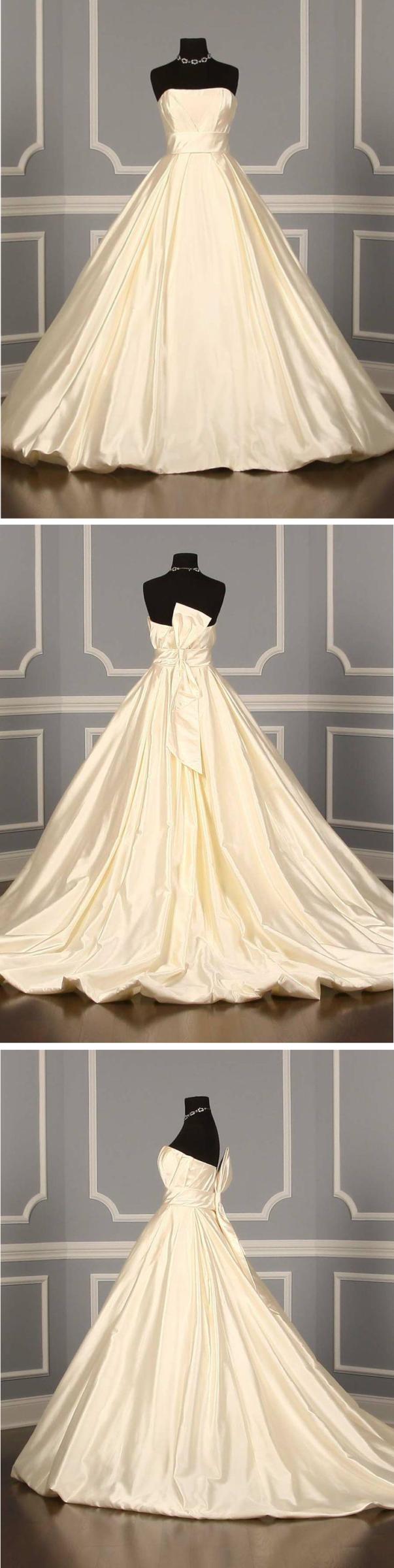 Ines De Santo Zaneta Couture Bridal Gown
