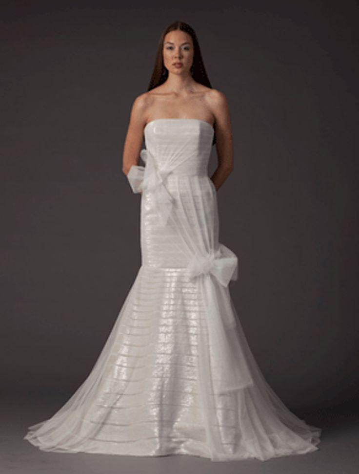 Angel Sanchez N8008 Wedding Dress