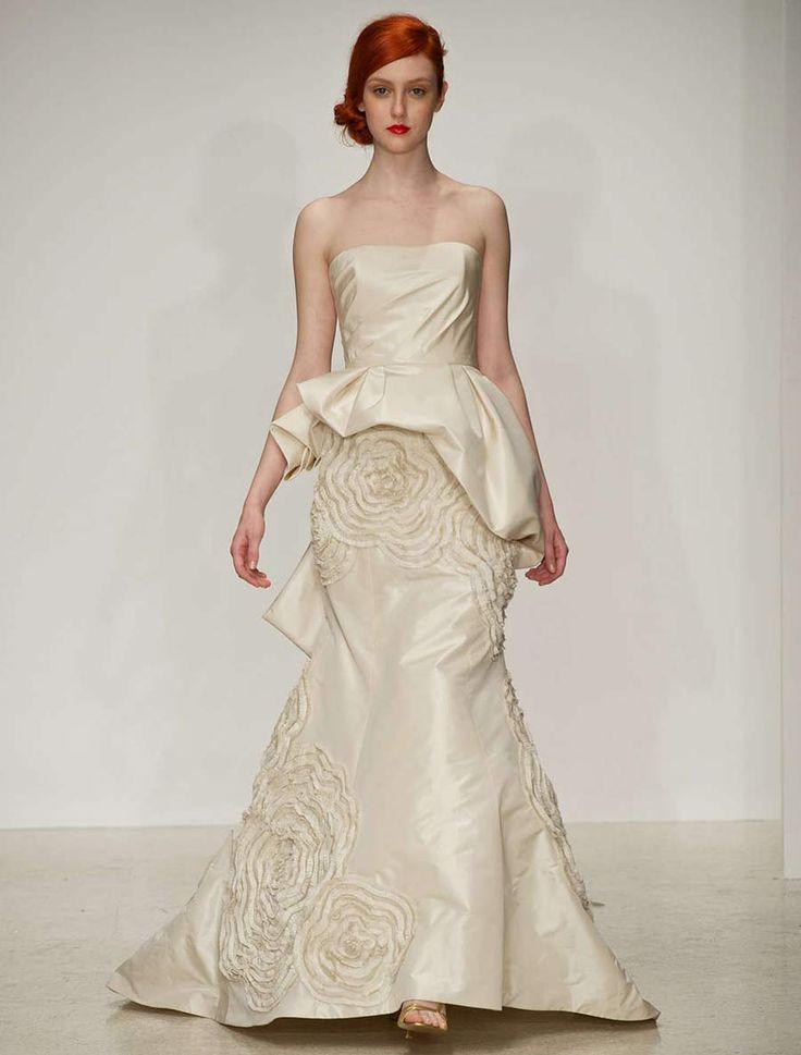 Amsale Lexington M623 Wedding Dress Blue Label