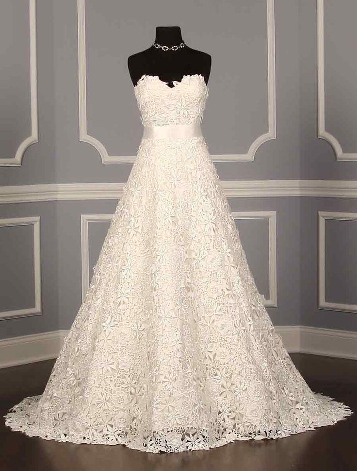 Oscar de la Renta 33N82 Wedding Dress
