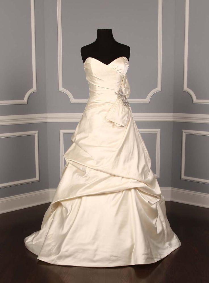 $740~ Kenneth Pool Miranda K377 Wedding Dress