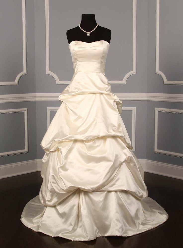 $405~ Anne Barge 609 Wedding Dress