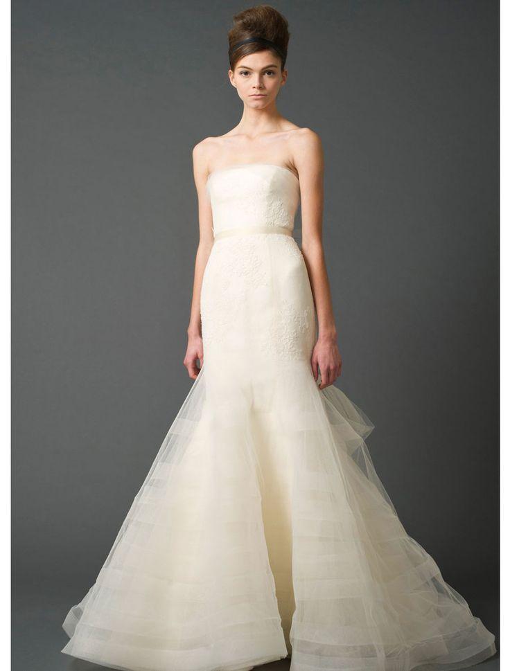Vera Wang Luxe Georgina Wedding Dress