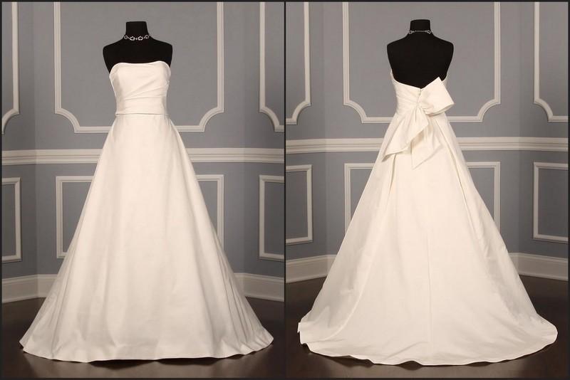 Amsale Paige A619 Wedding Dress
