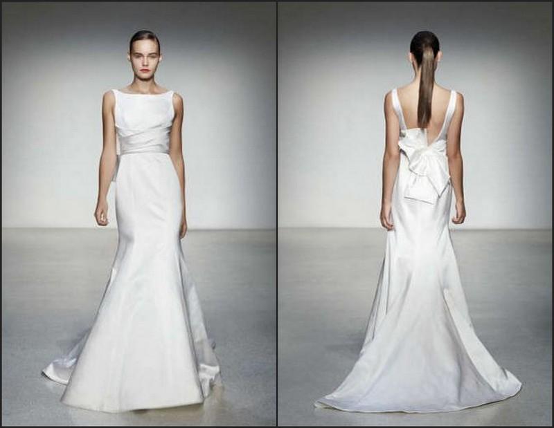 Amsale Mercer A628 Wedding Dress