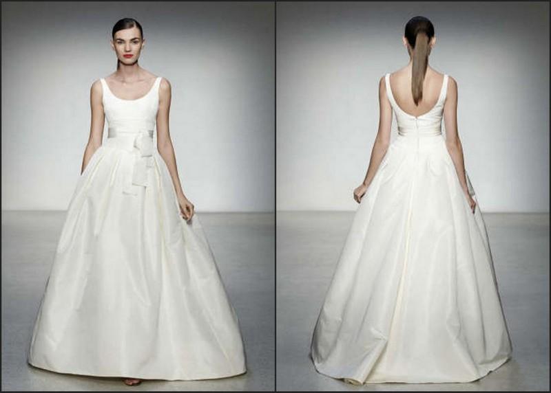 Amsale Chelsea A624 Wedding Dress