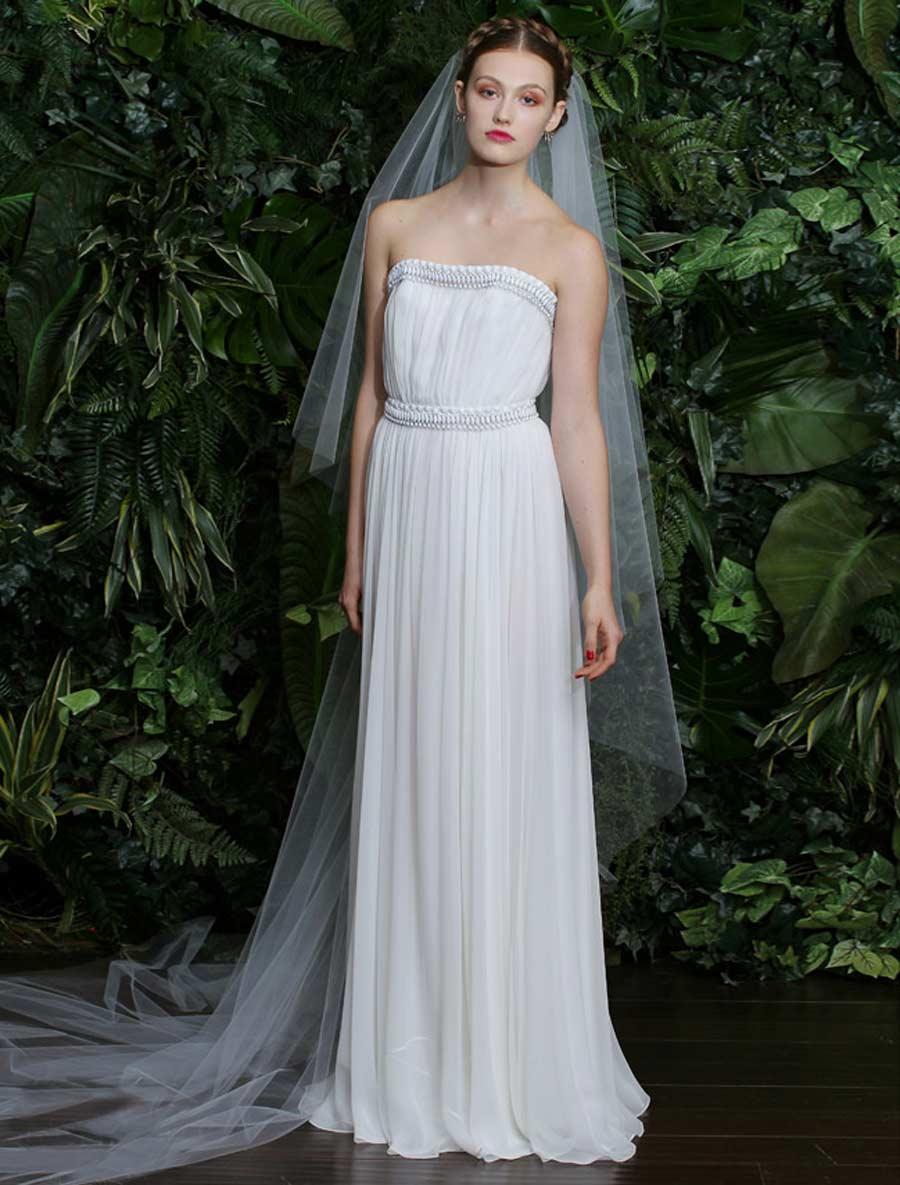 Naeem Khan Mykonos FB049 Wedding Dress on Sale - Your Dream Dress
