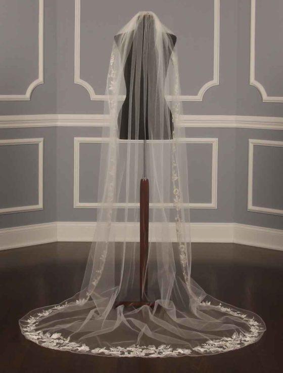 Homa Bridal 228 Bridal Veil