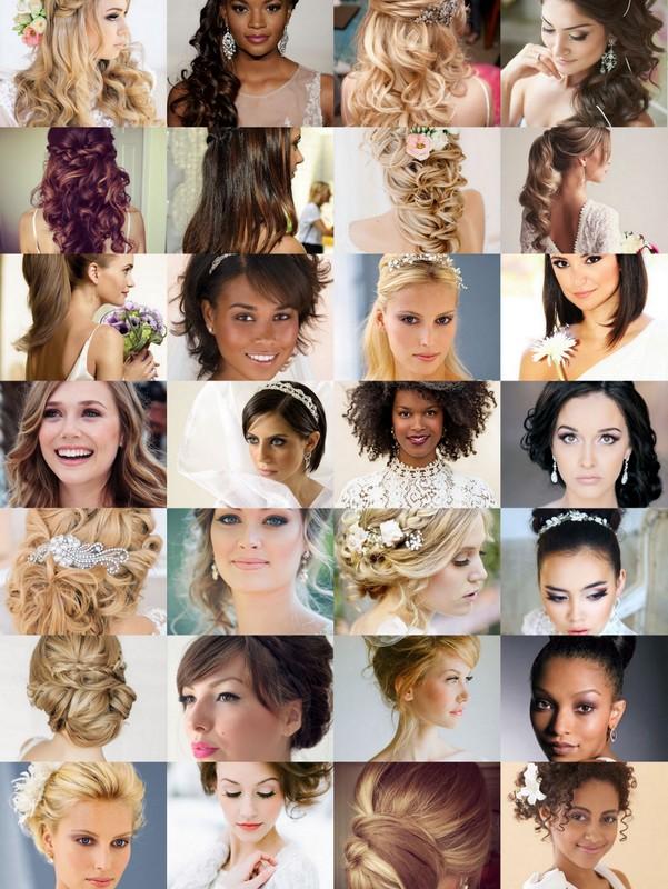 28 Gorgeous Wedding Hairstyles