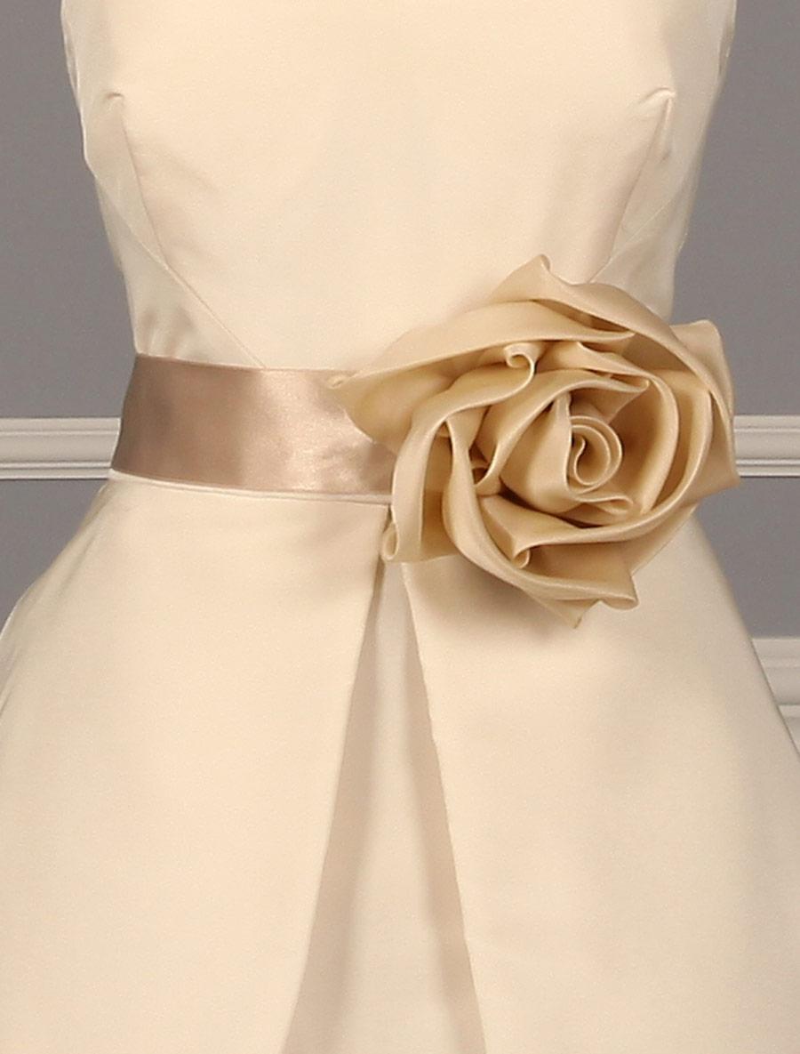Monique Lhuillier Ophelia 40017 Bridal Sash Discounted On Sale