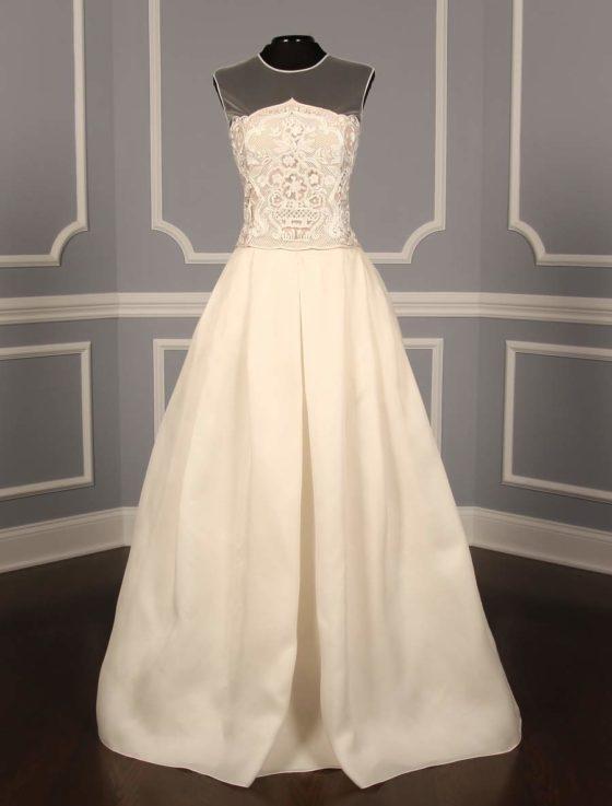 Naeem Khan Lisbon Wedding Dress
