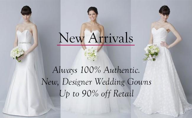 Theia Discounted Designer Wedding Dresses