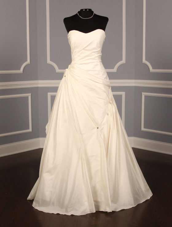 Justina Atelier Suzanne Wedding Dress