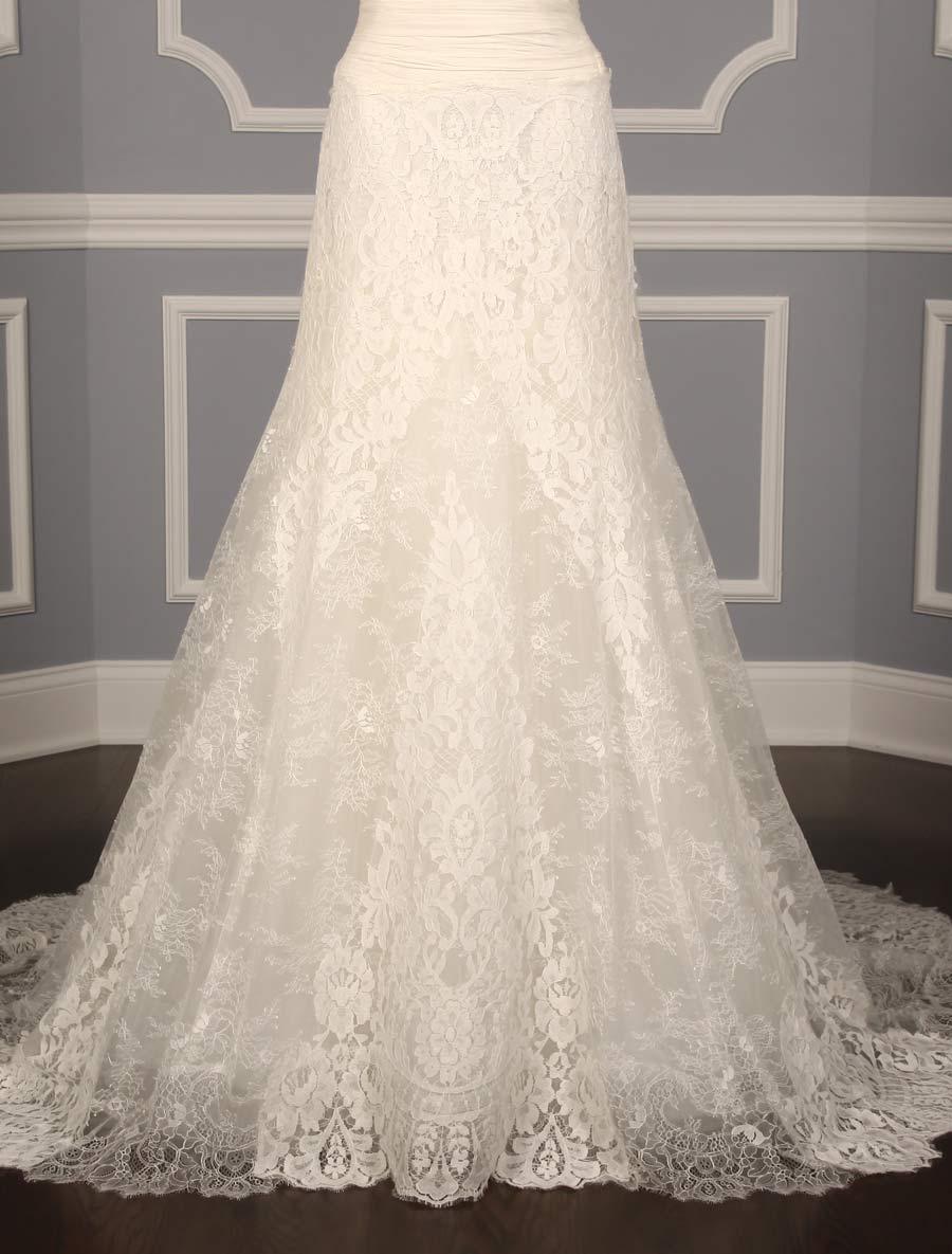 Carolina Herrera Wedding Dress.Carolina Herrera Corrina 32513 Wedding Dress Discounted On Sale