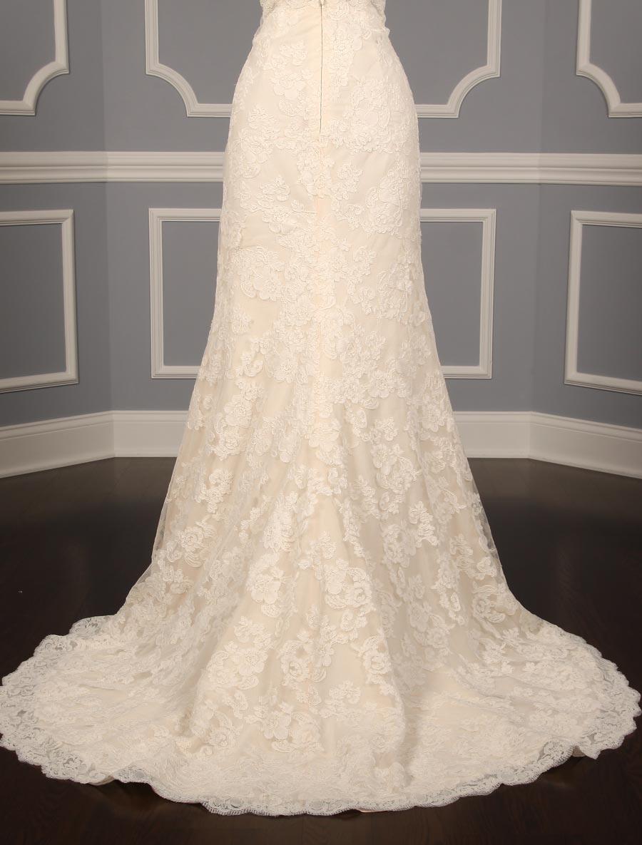 Anne Barge Eden Wedding Dress Blue Willow Bride - Your Dream Dress
