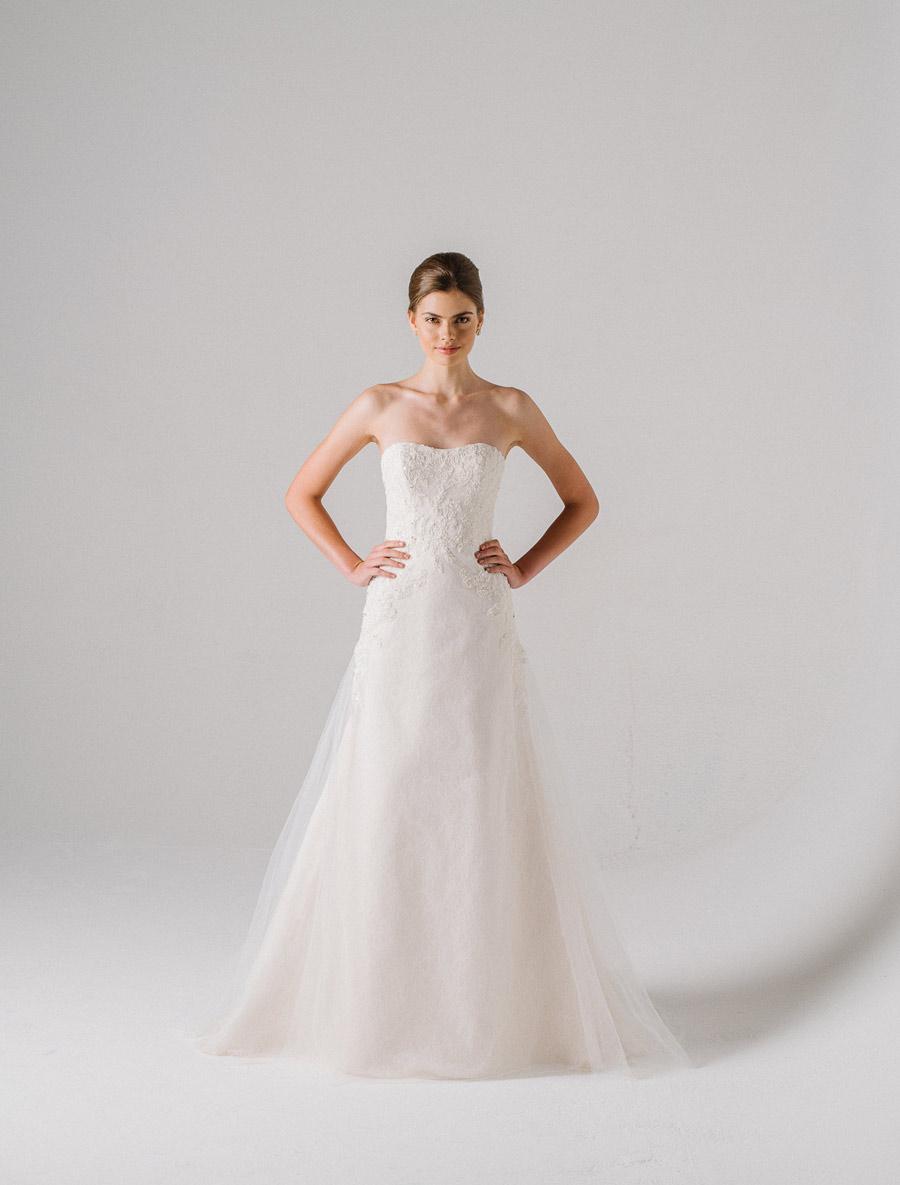Anne Barge Camillia Wedding Dress Blue Willow Bride