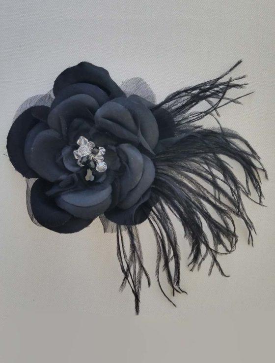 Ossai SS11-FL-19 Hair Flower
