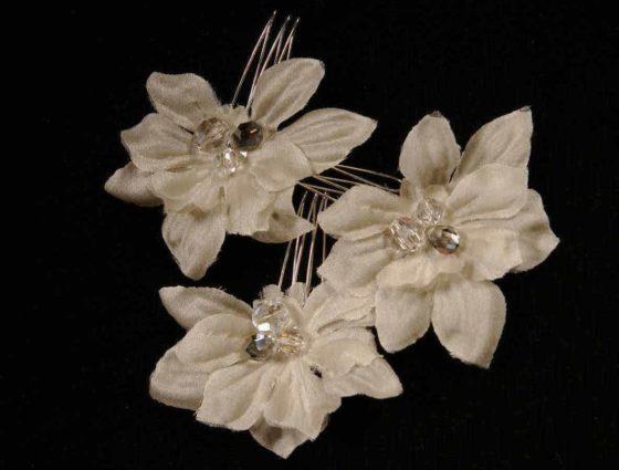 Ossai SS11-FL-11 Hair Flowers
