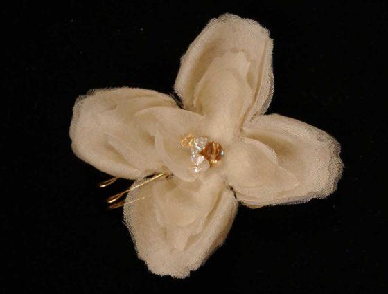 Ossai SS11-FL-28 Hair Flower