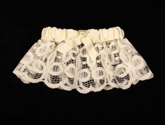 Ossai SS10-GT-06 Wedding Bridal Garter