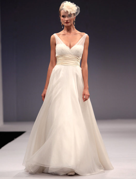 Anne Barge Emmanuelle Wedding Dress
