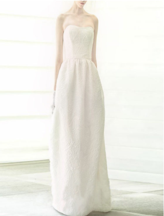 Justina Atelier Terry Wedding Dress