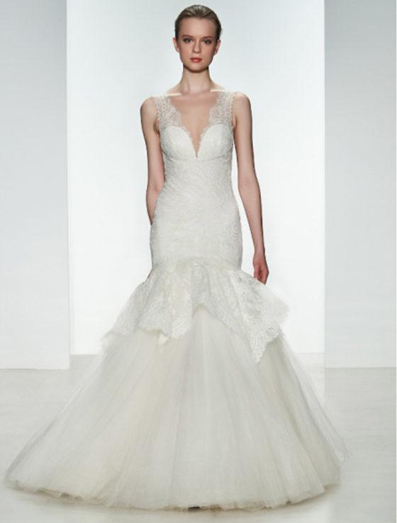Kenneth Pool Aleshia K461 Wedding Dress