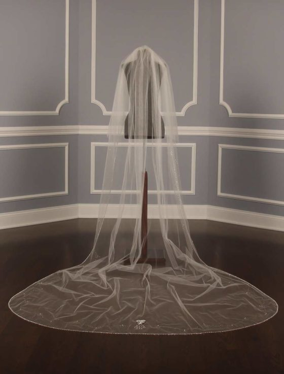 Homa Bridal 96L Bridal Veil