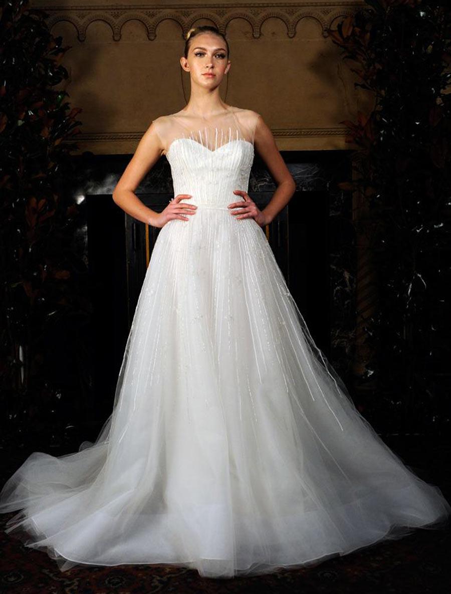Austin Scarlett Aurora Wedding Dress on Sale - Your Dream Dress