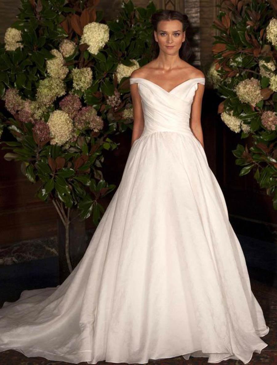 Wedding Gowns On Sale: Austin Scarlett Charlotte AS58X Wedding Dress Sale