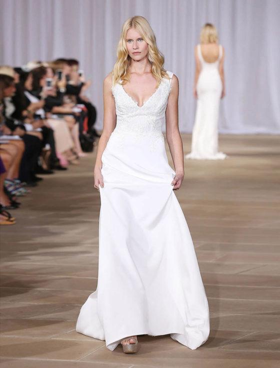 Ines Di Santo Fair X Wedding Dress