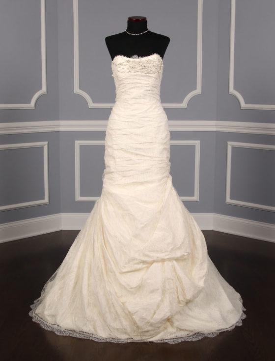 Ines Di Santo Langhn Wedding Dress