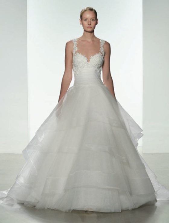 Kenneth Pool Polina K483 Wedding Dress