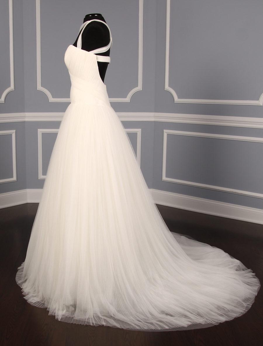 Vera wang ottilie 111615 wedding dress on sale your for Affordable vera wang wedding dresses
