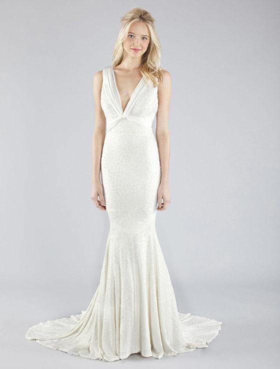 Nicole Miller Bianca MK0004 Wedding Dress