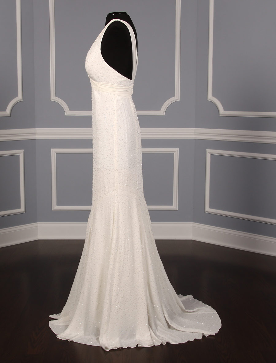 Nicole Miller Bianca MK0004 Wedding Dress On Sale