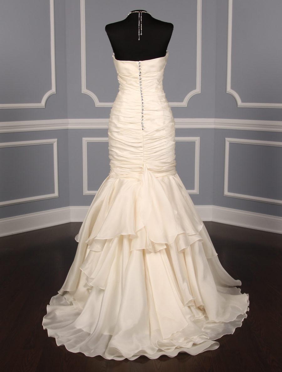 Ines di santo brigitte wedding dress for sale your dream for Ines di santo wedding dress