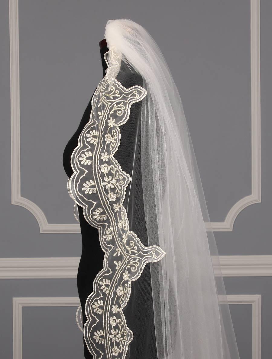 St Pucchi M9312 Bridal Veil On Sale Your Dream Dress