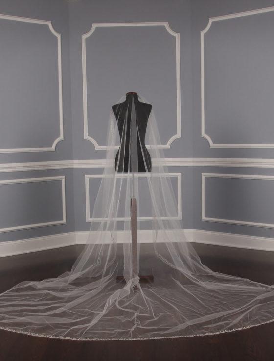St. Pucchi M1567-2 Bridal Veil