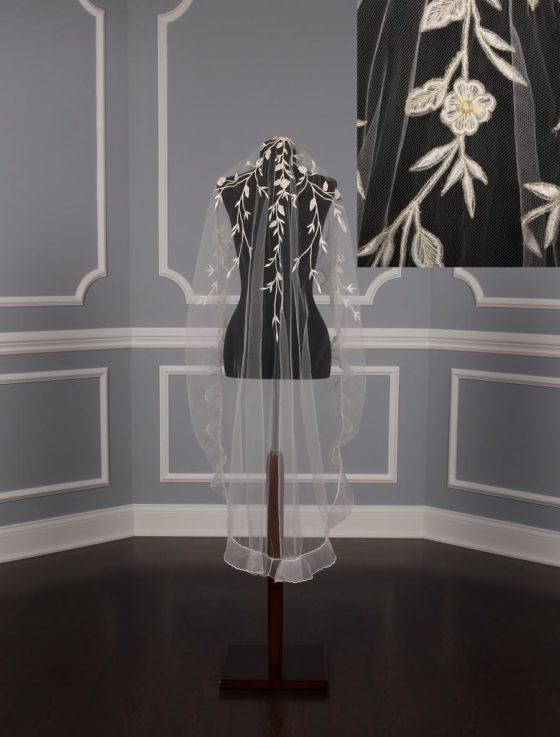 St. Pucchi V363416 Bridal Veil