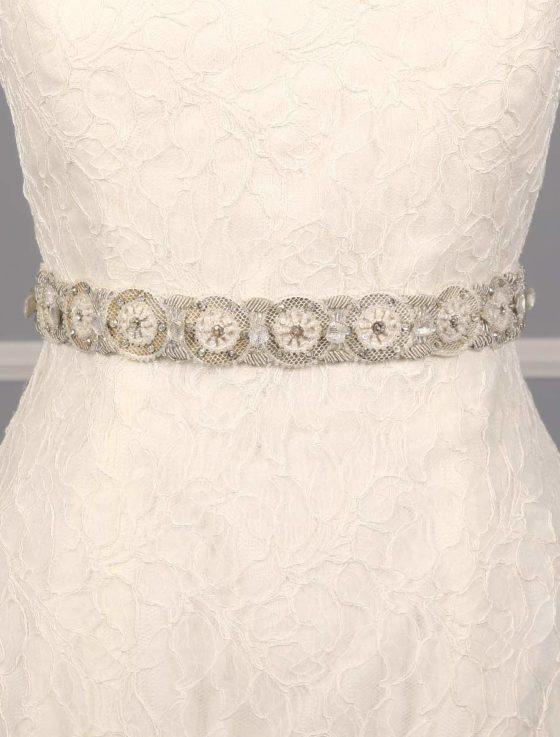 Austin Scarlett B101 Bridal Sash
