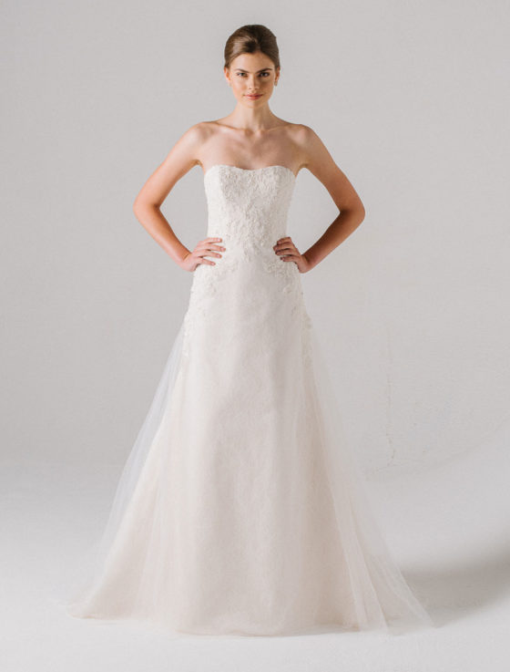Camillia Wedding Dress Blue Willow Bride