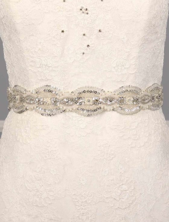 Wedding Bridal Gown Sashes Sash