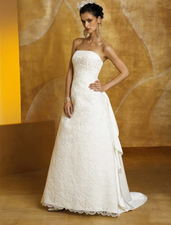 St. Pucchi Victoria Z182 Wedding Dress