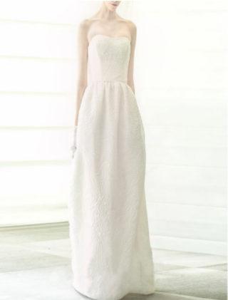 Justina Atelier Terry Wedding Dress