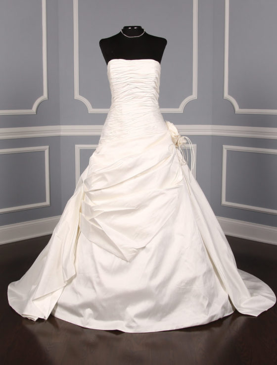 St. Pucchi London Z167 Wedding Dress Full Front
